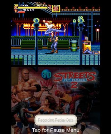 3D Streets of Rage 2, Screenshot #2