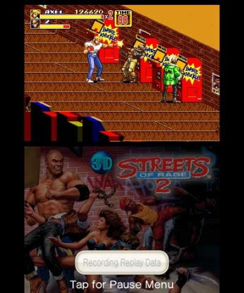 3D Streets of Rage 2, Screenshot #3