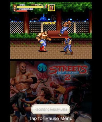 3D Streets of Rage 2, Screenshot #4