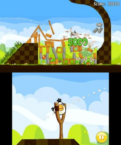 Angry Birds Trilogy, Screenshot #3