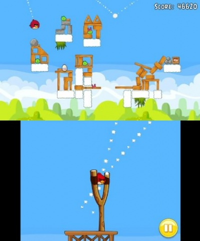 Angry Birds Trilogy, Screenshot #4