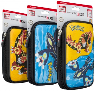 Bigben Interactive Game Traveller for Nintendo 3DS, 3DS XL, New 3DS, New 3DS XL & 2DS, Covermotiv