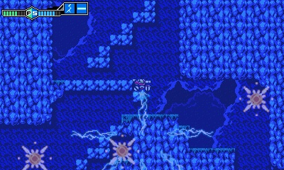Blaster Master Zero, Screenshot #3