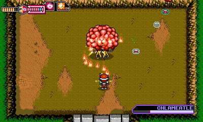 Blaster Master Zero, Screenshot #4