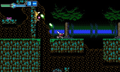Blaster Master Zero, Screenshot #5
