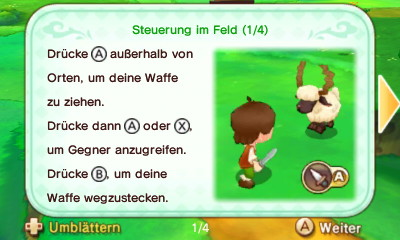 Fantasy Life, Screenshot #4
