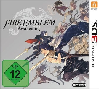 Fire Emblem: Awakening, Covermotiv