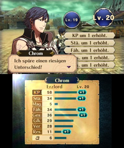Fire Emblem: Awakening, Screenshot #6