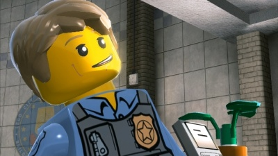 LEGO City Undercover: The Chase Begins, Screenshot #1