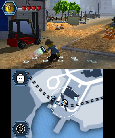 LEGO City Undercover: The Chase Begins, Screenshot #2