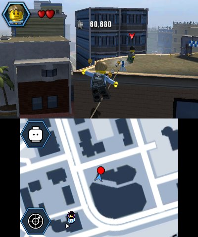 LEGO City Undercover: The Chase Begins, Screenshot #4