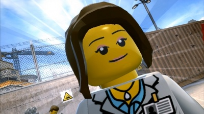 LEGO City Undercover: The Chase Begins, Screenshot #5
