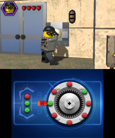 LEGO City Undercover: The Chase Begins, Screenshot #9