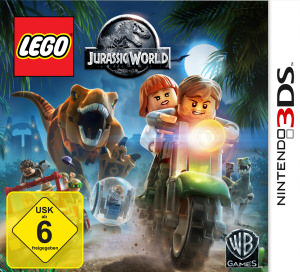 LEGO Jurassic World, Covermotiv/Artwork