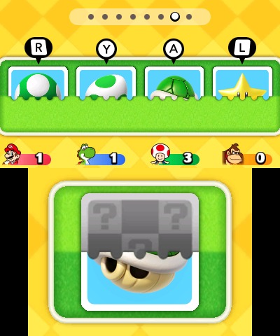 Mario Party: Star Rush, Screenshot #5