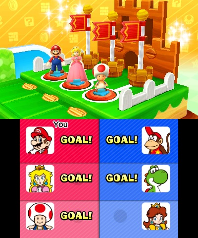 Mario Party: Star Rush, Screenshot #6