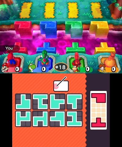 Mario Party: Star Rush, Screenshot #8