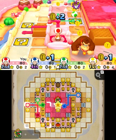 Mario Party: Star Rush, Screenshot #9