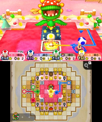 Mario Party: Star Rush, Screenshot #13