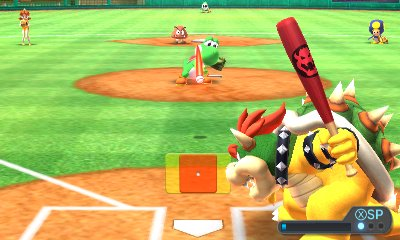 Mario Sports Superstars, Screenshot #4