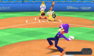 Mario Sports Superstars, Screenshot #5