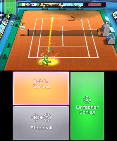 Mario Sports Superstars, Screenshot #7