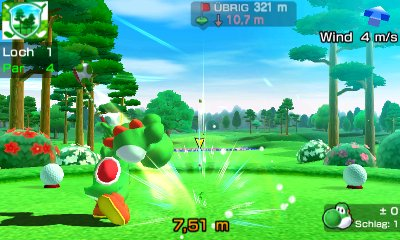 Mario Sports Superstars, Screenshot #8