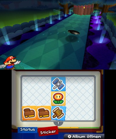 Paper Mario: Sticker Star, Screenshot #3