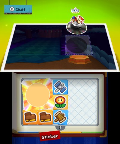 Paper Mario: Sticker Star, Screenshot #4