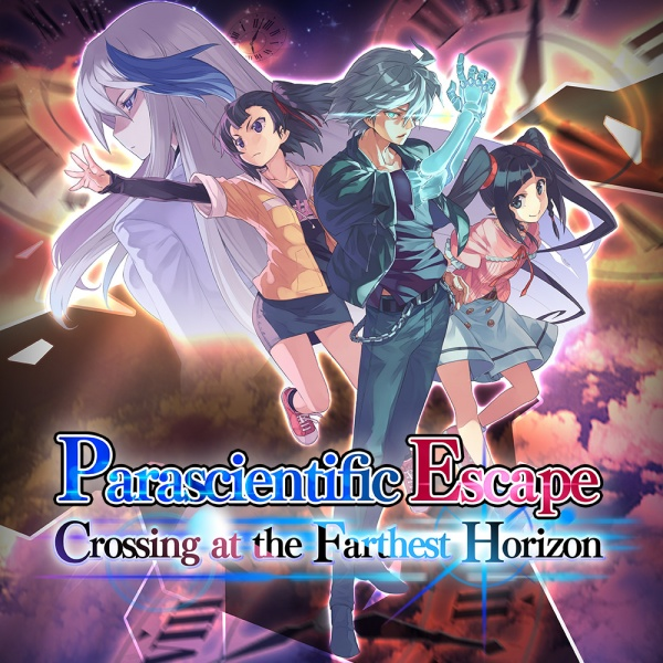 Parascientific Escape - Crossing at the Farthest Horizon, Covermotiv/Artwork