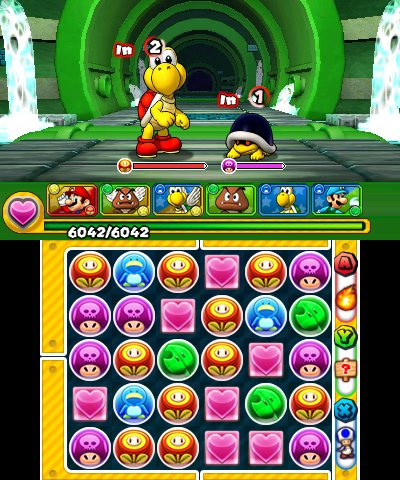 Puzzle & Dragons Z + Puzzle & Dragons: Super Mario Bros. Edition, Screenshot #5