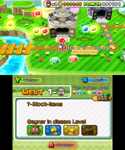 Puzzle & Dragons Z + Puzzle & Dragons: Super Mario Bros. Edition, Screenshot #6