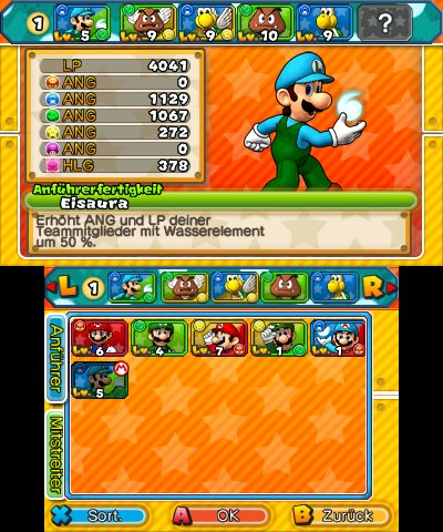 Puzzle & Dragons Z + Puzzle & Dragons: Super Mario Bros. Edition, Screenshot #7