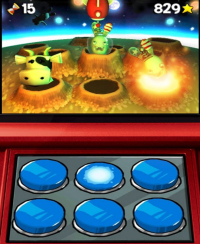 Rabbids Rumble, Screenshot #3