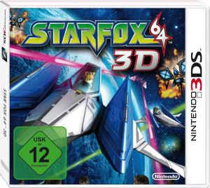 Star Fox 64 3D, Covermotiv/Artwork
