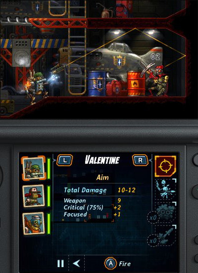 SteamWorld Heist, Screenshot #2