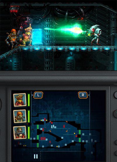 SteamWorld Heist, Screenshot #3
