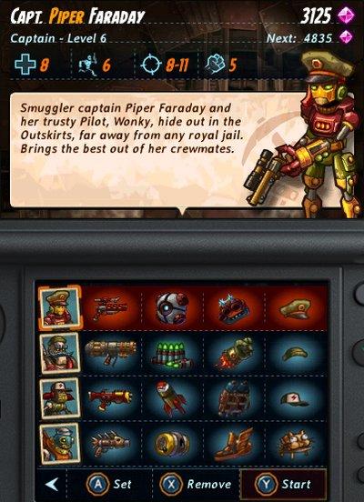SteamWorld Heist, Screenshot #5
