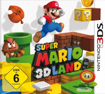 Super Mario 3D Land, Covermotiv