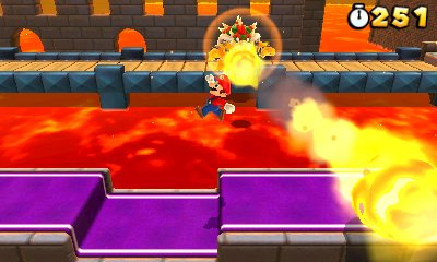 Super Mario 3D Land, Screenshot #4