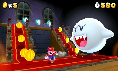 Super Mario 3D Land, Screenshot #5