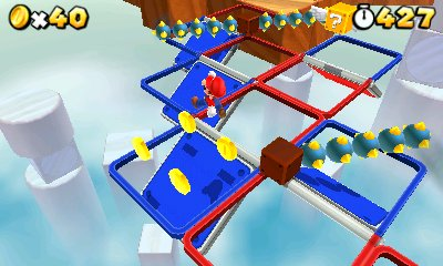 Super Mario 3D Land, Screenshot #6