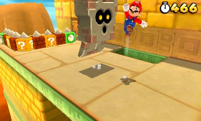 Super Mario 3D Land, Screenshot #7