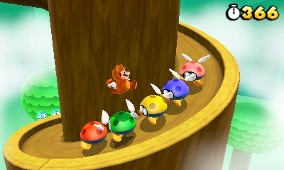 Super Mario 3D Land, Screenshot #8