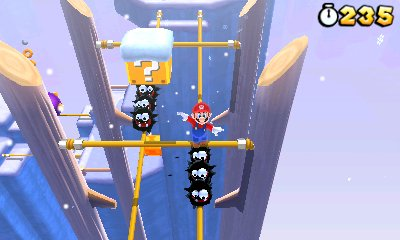 Super Mario 3D Land, Screenshot #9