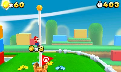 Super Mario 3D Land, Screenshot #10