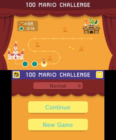 Super Mario Maker for Nintendo 3DS, Screenshot #2