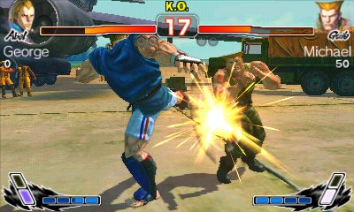 Super Street Fighter IV 3D Edition, Screenshot #7