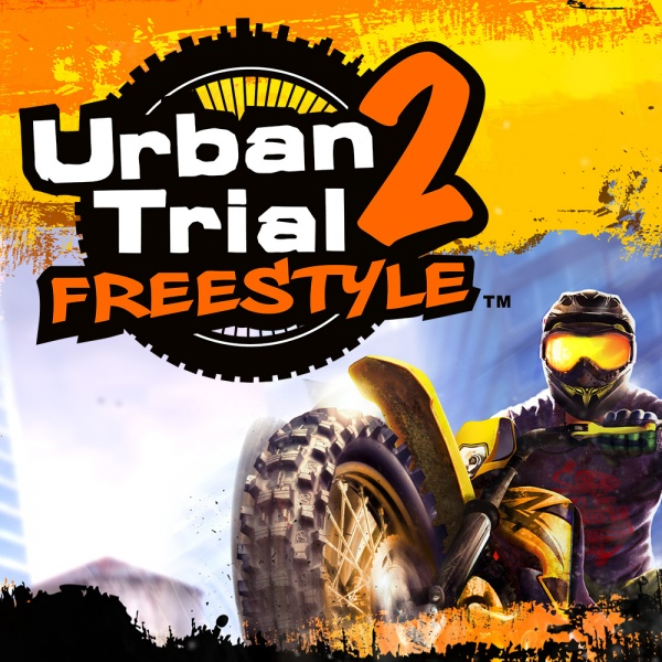 Urban Trial Freestyle 2, Covermotiv