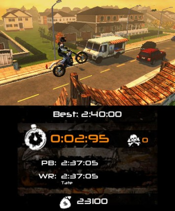 Urban Trial Freestyle 2, Screenshot #1